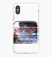 240sx Drift Galaxy White iPhone Case/Skin