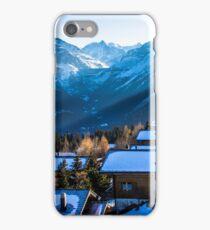 Grande Dixence Dam iPhone Case/Skin