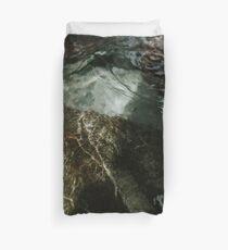Crystal Waters Duvet Cover