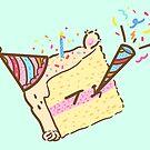 Bearthday Cake by fluffymafi