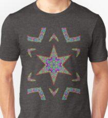 star mandala Unisex T-Shirt