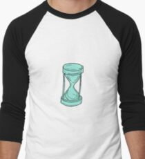 Vintage Hour Glass Drawing T-Shirt