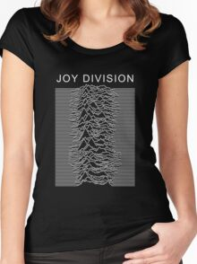 Joy Divison Women's Fitted Scoop T-Shirt