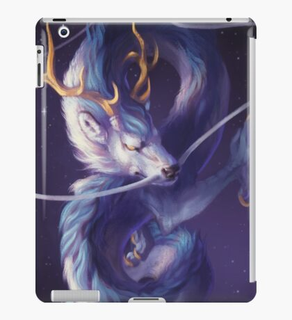 Cosmic Dragon iPad Case/Skin