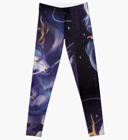Cosmic Dragon Leggings