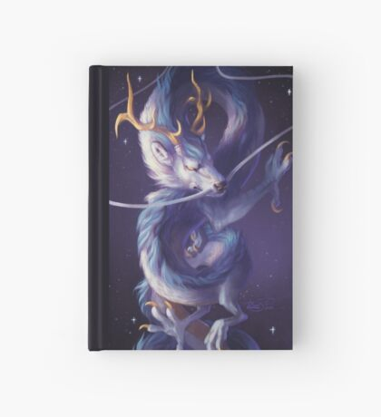 Cosmic Dragon Hardcover Journal