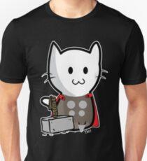UCANT BE KITTEN ME - THOR INVERT Unisex T-Shirt