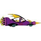 the wacky races TRIBUTE by 2piu2design