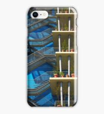 Fire Stairs iPhone Case/Skin