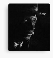 Doctor Watson Canvas Print