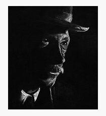 Doctor Watson Photographic Print