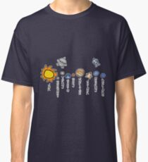 Spacebound - Order of the Planets Classic T-Shirt
