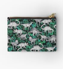 Dinosaur Jungle Studio Pouch
