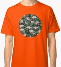 Dinosaur Jungle Classic T-Shirt
