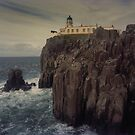 Neist Point lighthouse, Isle of Skye by Kevin Allan