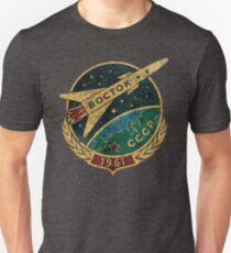 CCCP Boctok 1961 Unisex T-Shirt