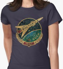 CCCP Boctok 1961 Women's Fitted T-Shirt
