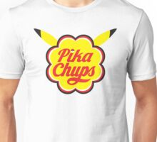 Pika Chups Unisex T-Shirt