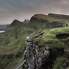 The Quirang hills, Isle of Skye by Kevin Allan