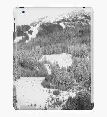 A Wintry Return to the Village iPad Case/Skin