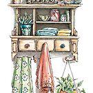 Kitchen Shelf by StrangePersimon
