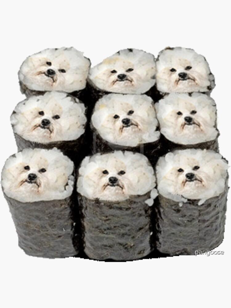 Sushi bork ??? de pangoose