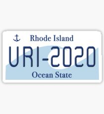 URI Class of 2020 Sticker