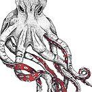 Der Kraken von Agustin  Servin