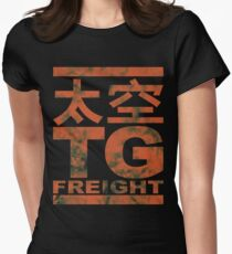 TG Freight Women's Fitted T-Shirt