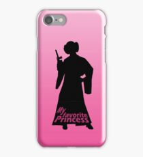 My Favorite Princess iPhone Case/Skin