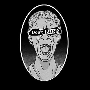Don't Blink! by Lucasman