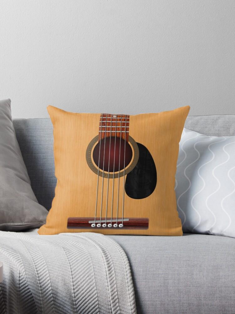 «Guitarra acustica» de Packrat