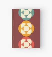 Intersection [flower heads] Hardcover Journal