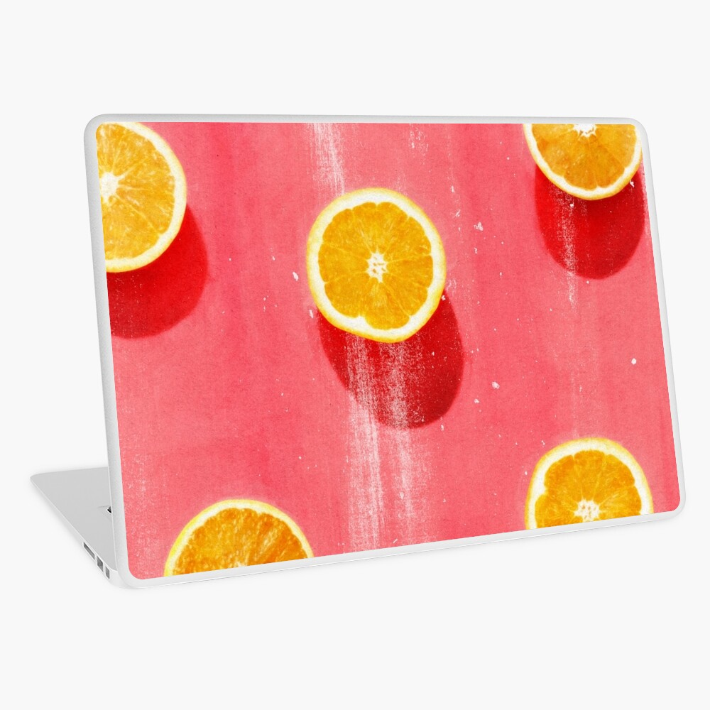 fruit 5 Laptop Skin
