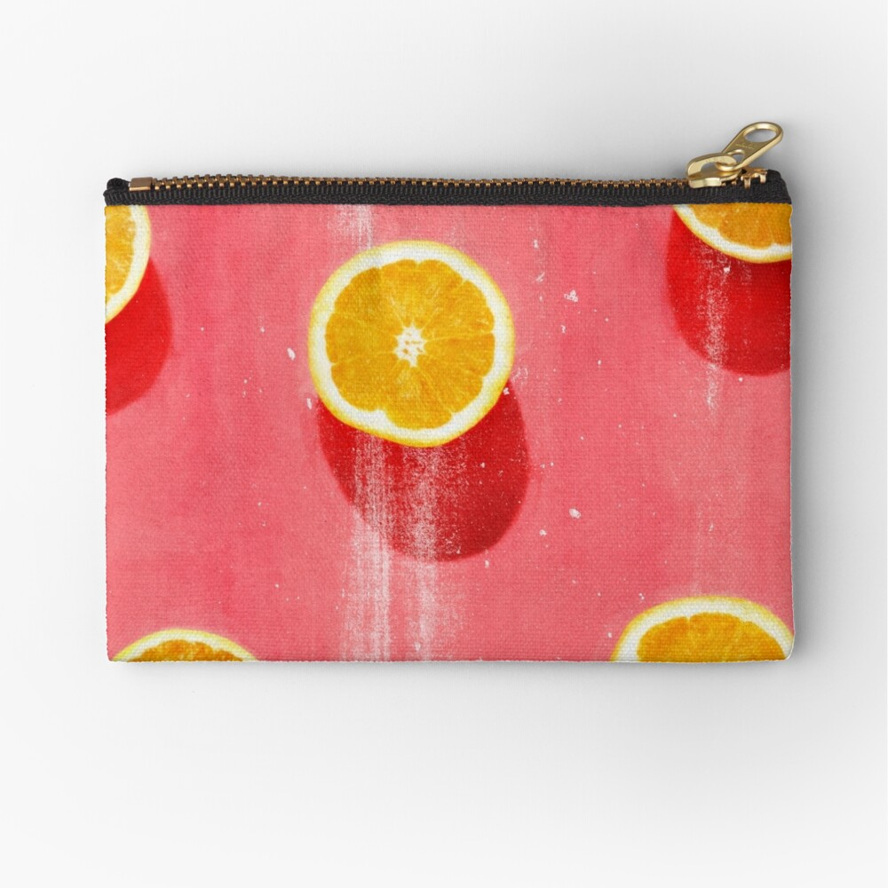 fruit 5 Zipper Pouch
