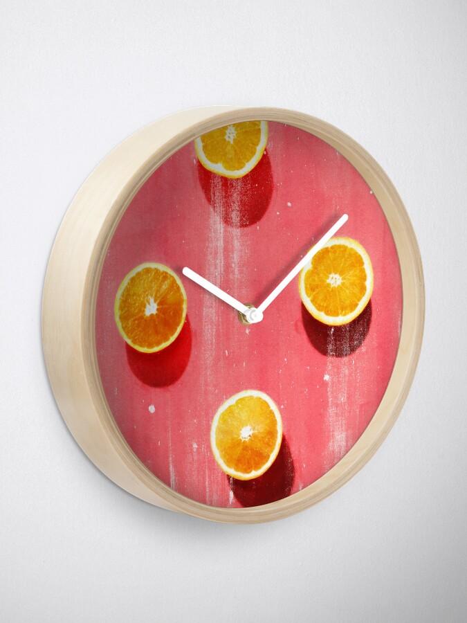 Alternate view of fruit 5 Clock