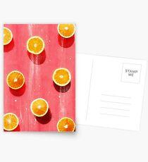 fruit 5 Postkarten