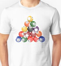 Racked Unisex T-Shirt