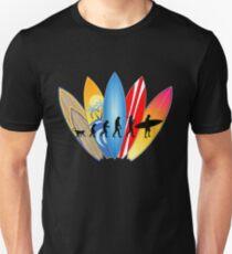 Surfer-Entwicklung Slim Fit T-Shirt