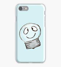 Lächelnde Birne iPhone Case/Skin