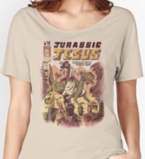 JURASSIC JESUS Relaxed Fit T-Shirt