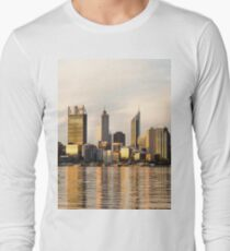 Perth Sunset Long Sleeve T-Shirt