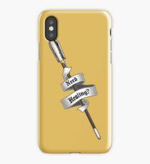 Need Healing? iPhone Case