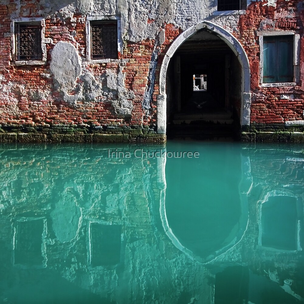 Entrance by Irina Chuckowree
