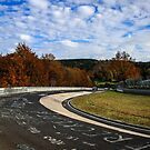 Autumn at the 'Ring by BridgeToGantry