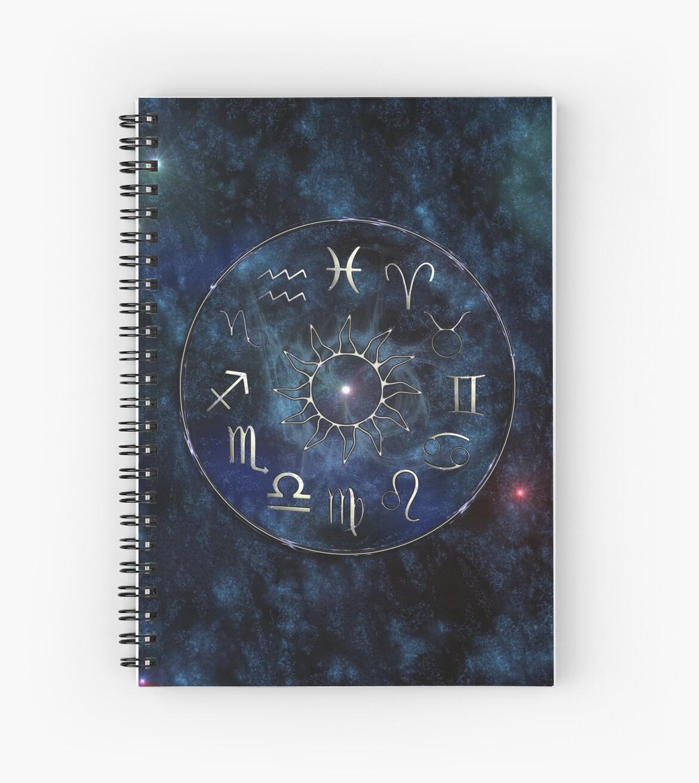 Zodiac Chart by Packrat