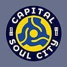 Capital Soul City by modernistdesign