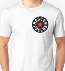 Moscow POCCNR Unisex T-Shirt