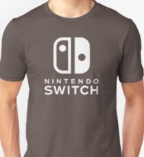 Nintendo Switch Logo Unisex T-Shirt