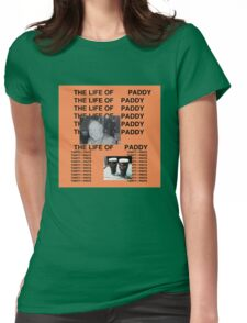 The Life of Pintman Womens Fitted T-Shirt